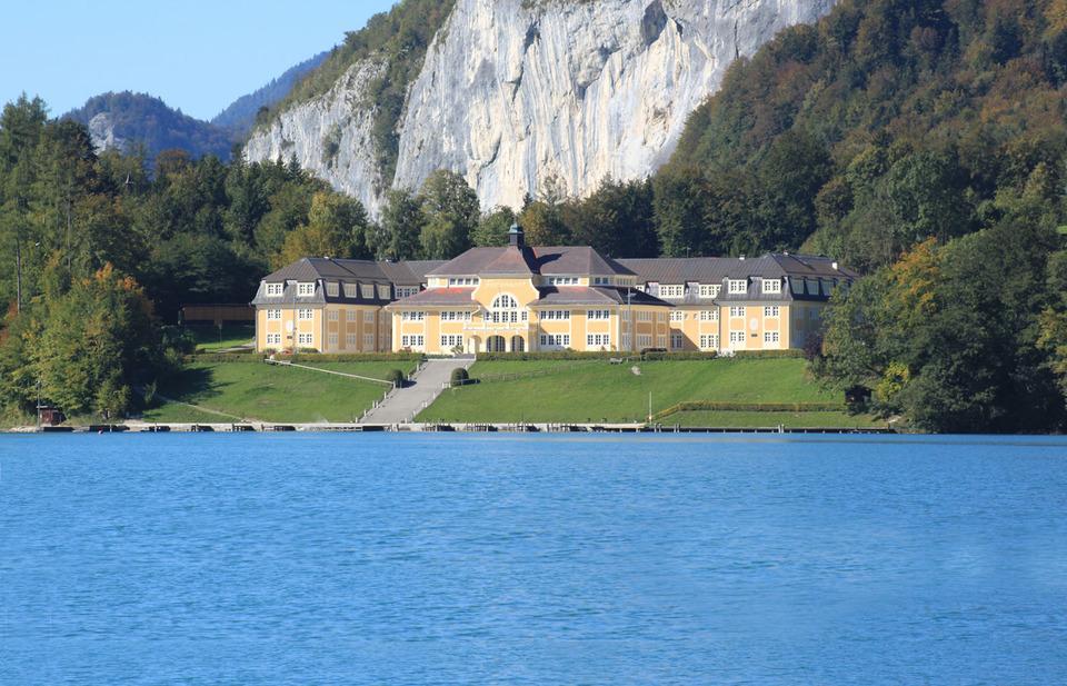 Geschichte Der Schule Hlw Wolfgangsee