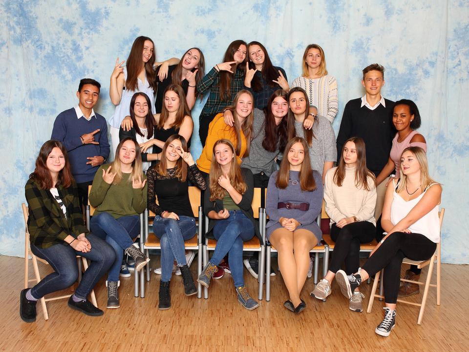 Klassen Im Aktuellen Schuljahr Hlw Wolfgangsee